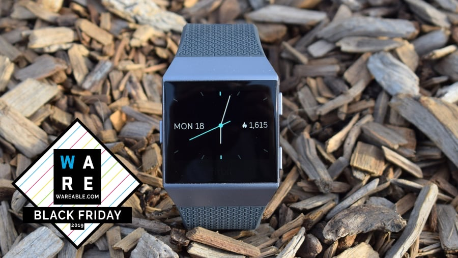 Save $60 on a Fitbit Ionic for Black Friday