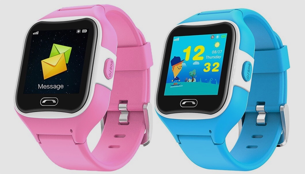 Kids smartwatch revealed children's location