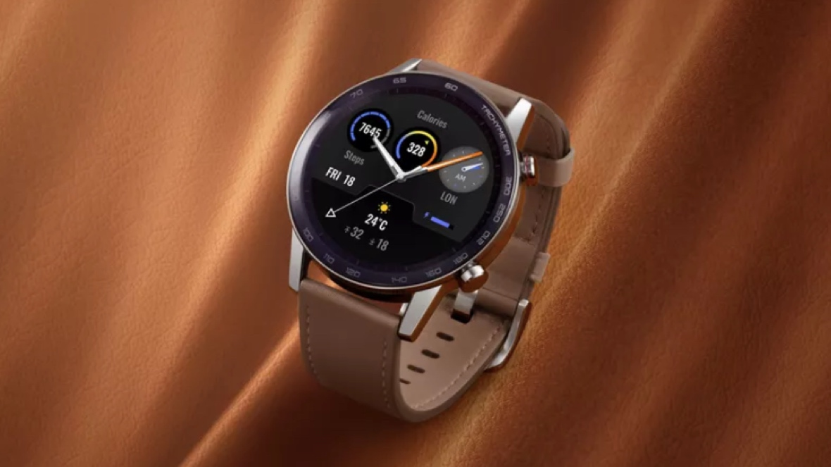 Honor's Magic Watch 2 is a Huawei GT 2 twin