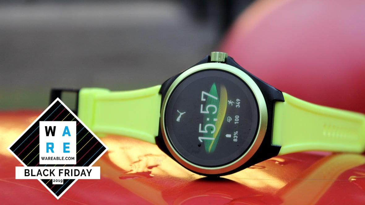 Save 30% off the new Puma Smartwatch