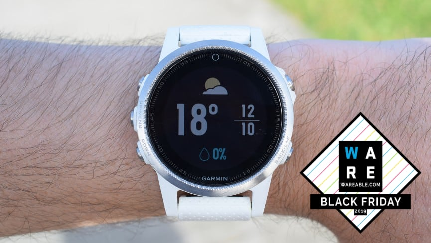 Save 50% on the Garmin Fenix 5S