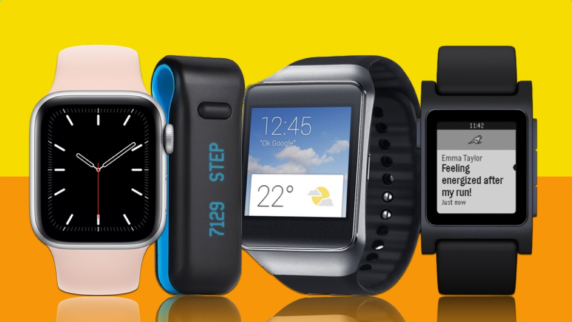 A decade in wearables