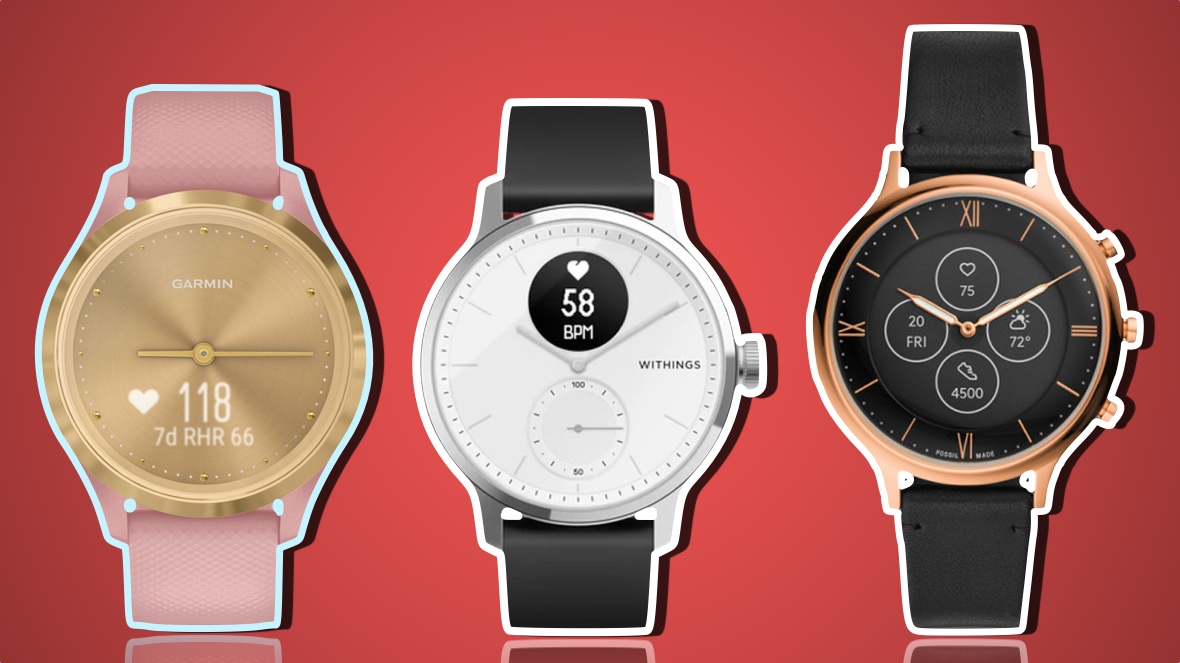 Best hybrid smartwatches in 2021