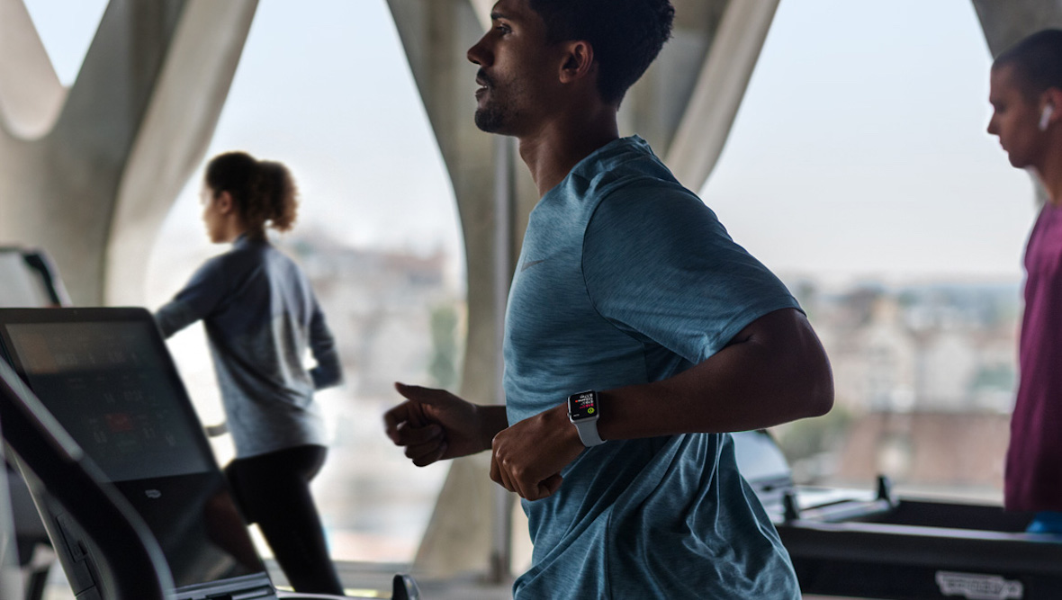 Get paid to get fit with your Apple Watch