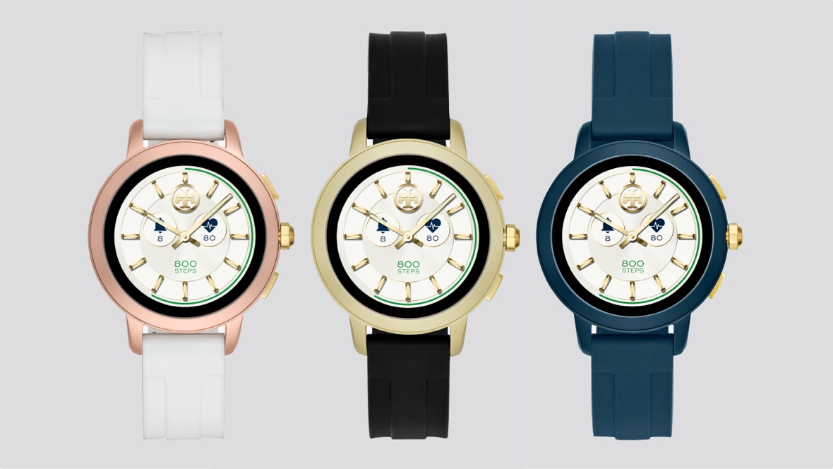 Tory Burch unveils ToryTrack smartwatch