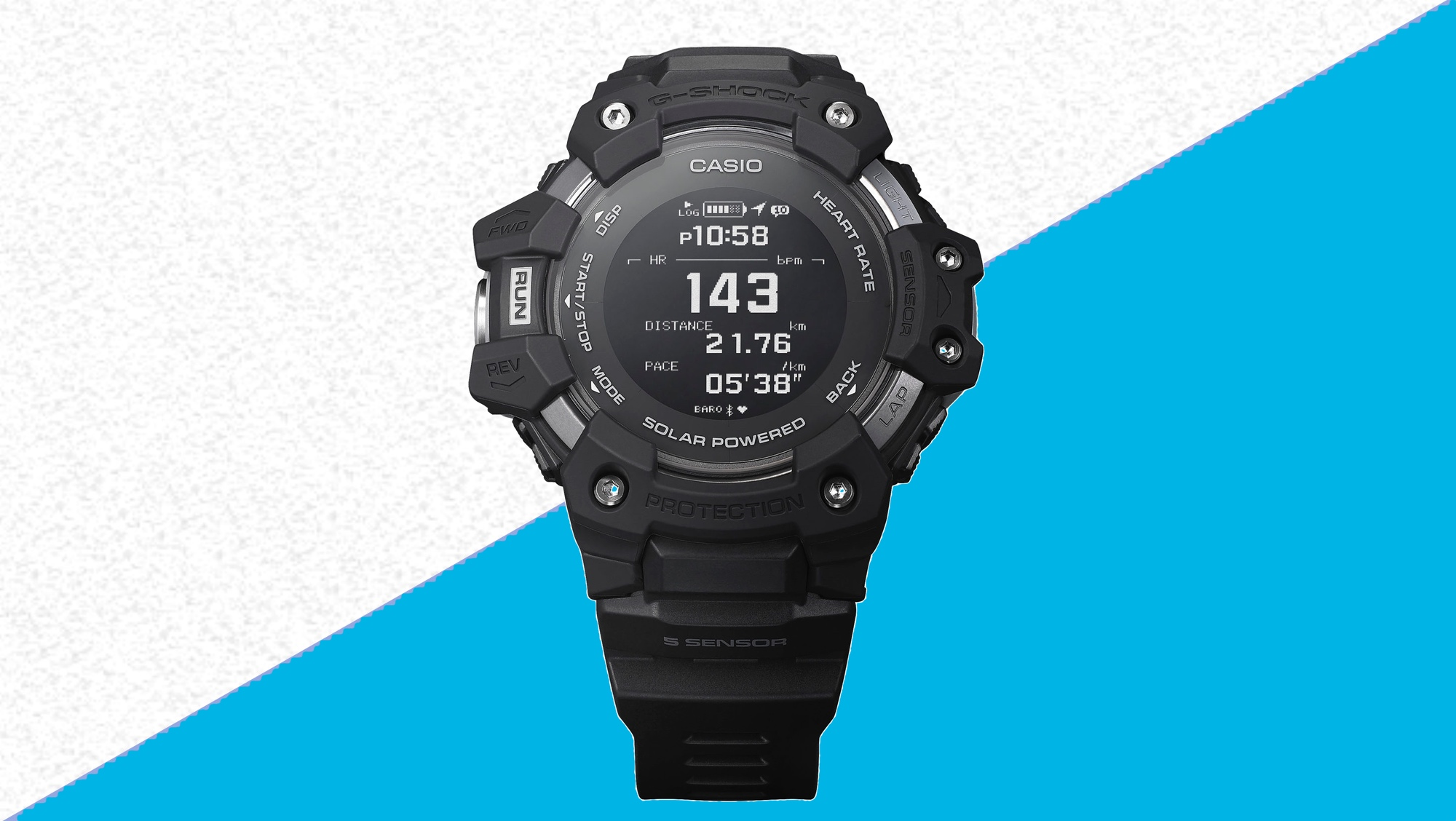 Monster G-Shock smartwatch announced