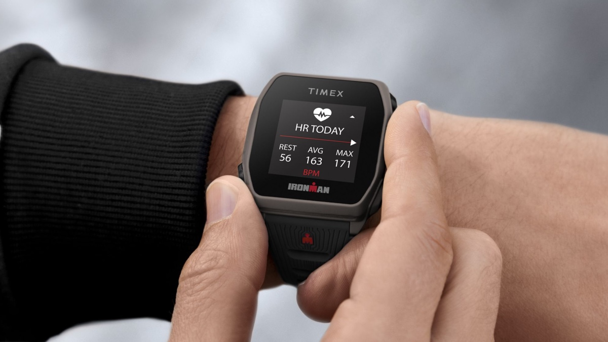 Timex Ironman R300 GPS is just $120