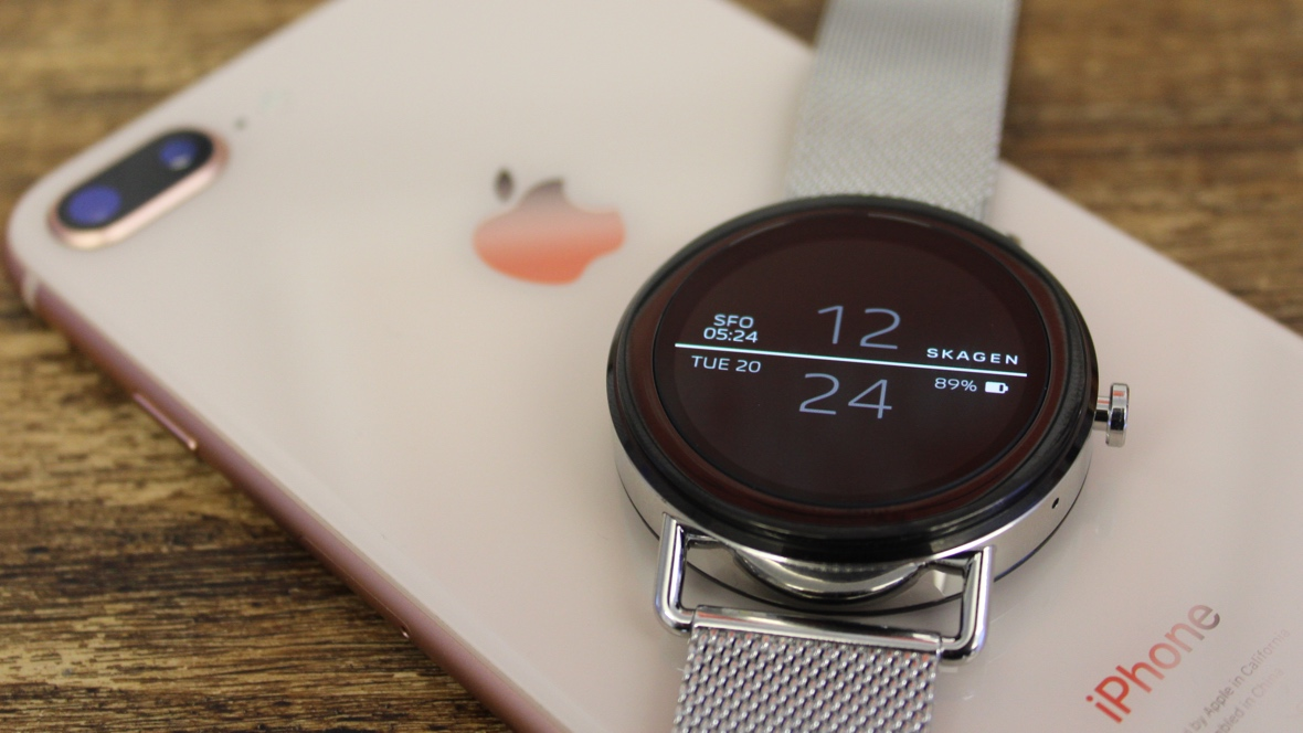 Learn what Wear OS can do on iPhone