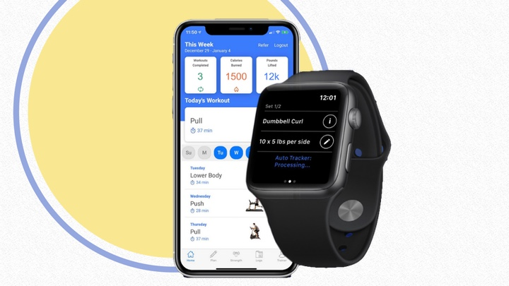 Turn the Apple Watch into a personal trainer