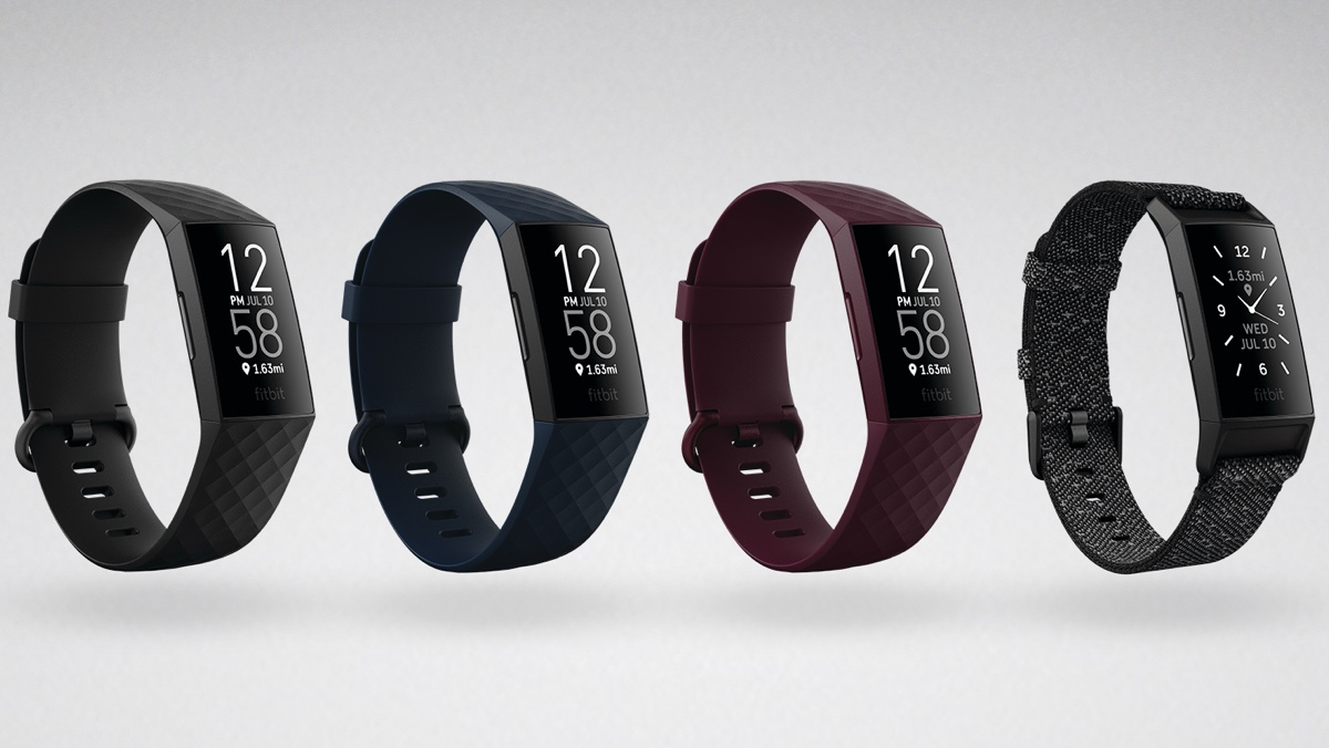 Fitbit Charge 4 tracker adds onboard Global Positioning System  and Spotify control