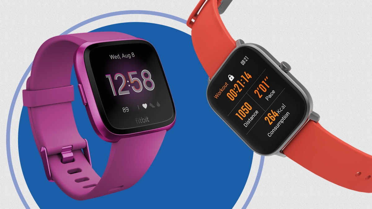 Amazfit V Fitbit The Wearables Apps And Features
