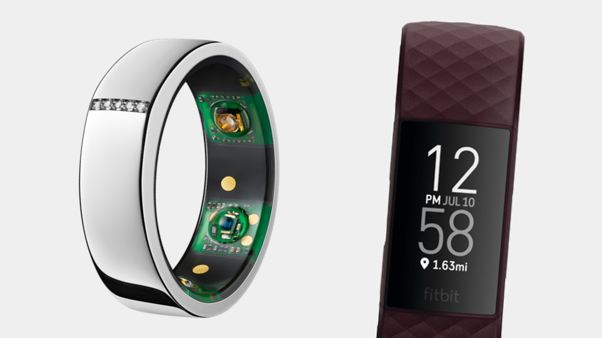 Oura Ring v Fitbit
