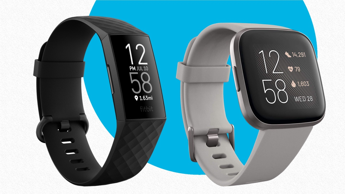 ​Fitbit Charge 4 vs Versa 2