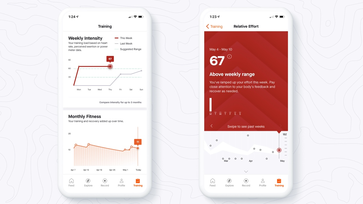 New ​Strava update adds Training insights