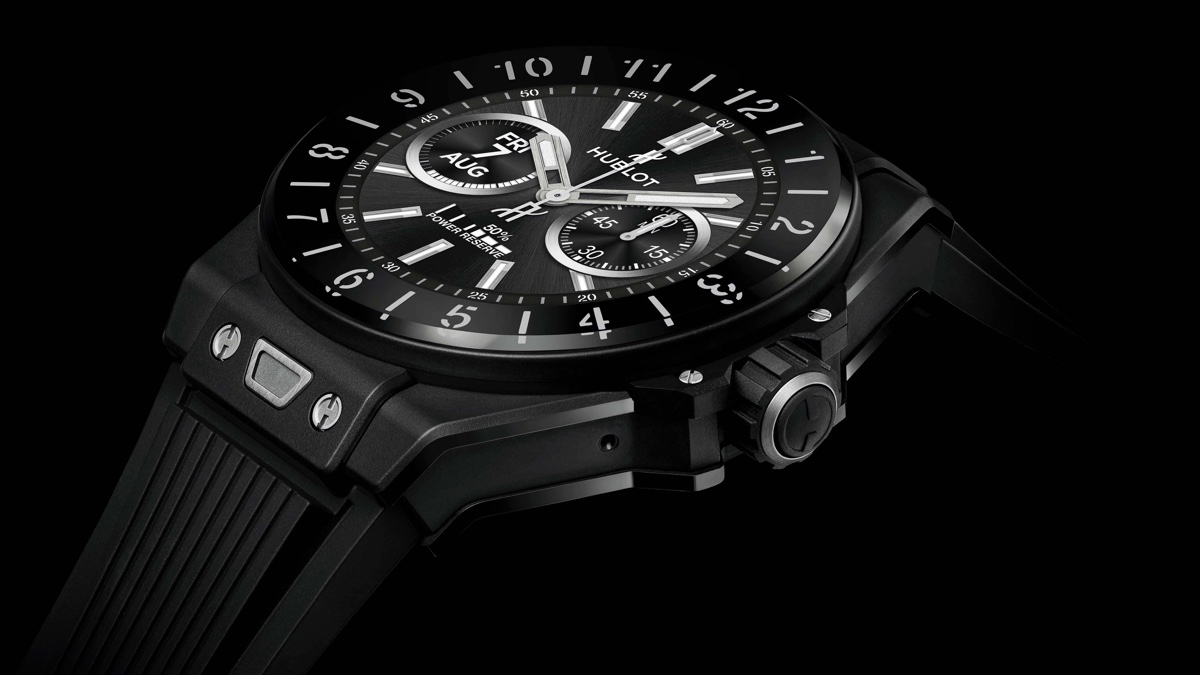 Hublot drops new Big Bang E smartwatch