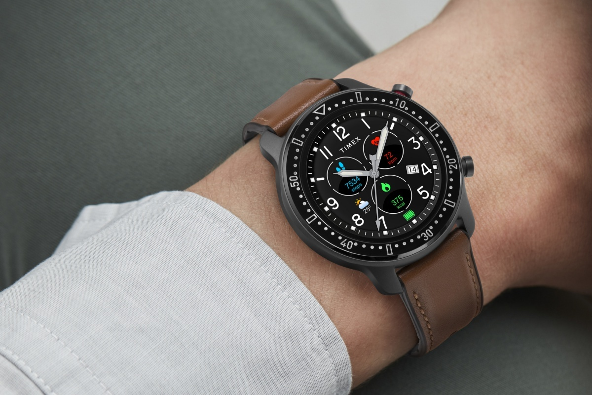 New Timex Metropolitan smartwatches revealed