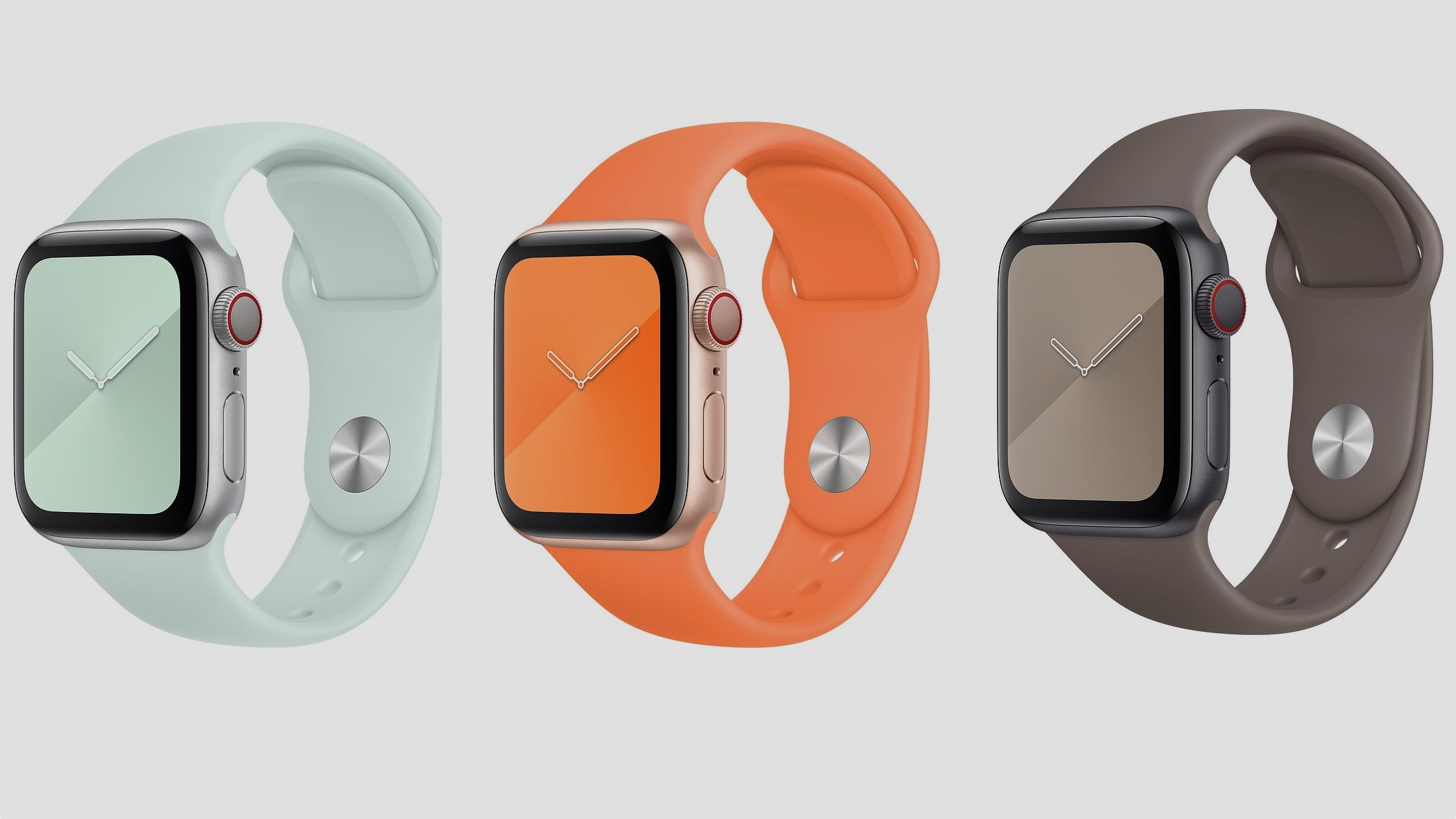 Apple Watch summer band collection drops