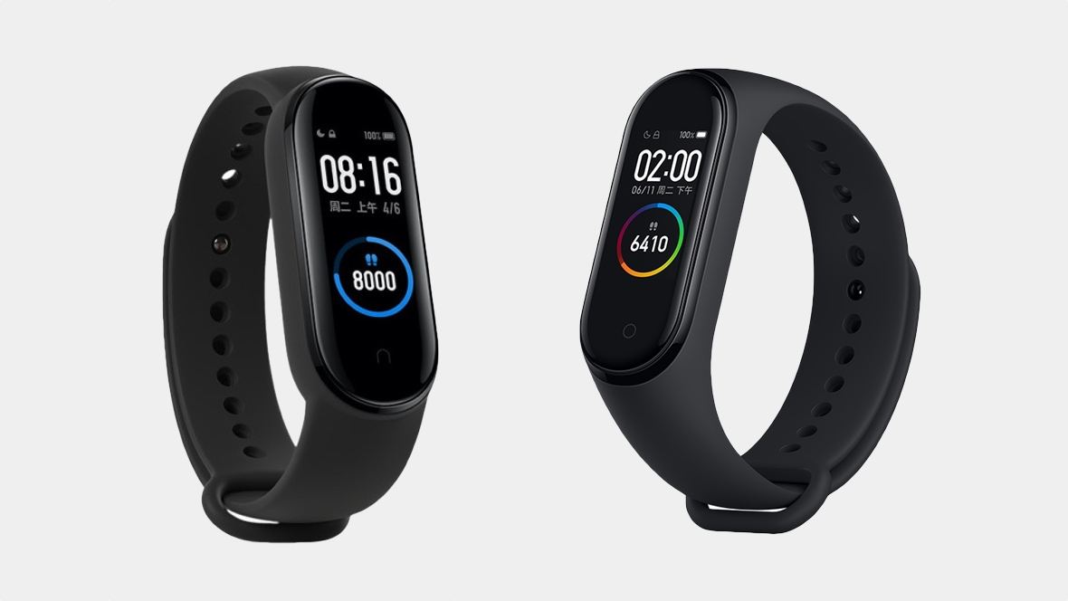 Xiaomi Mi Band 5 V Mi Band 4 Compare The Differences