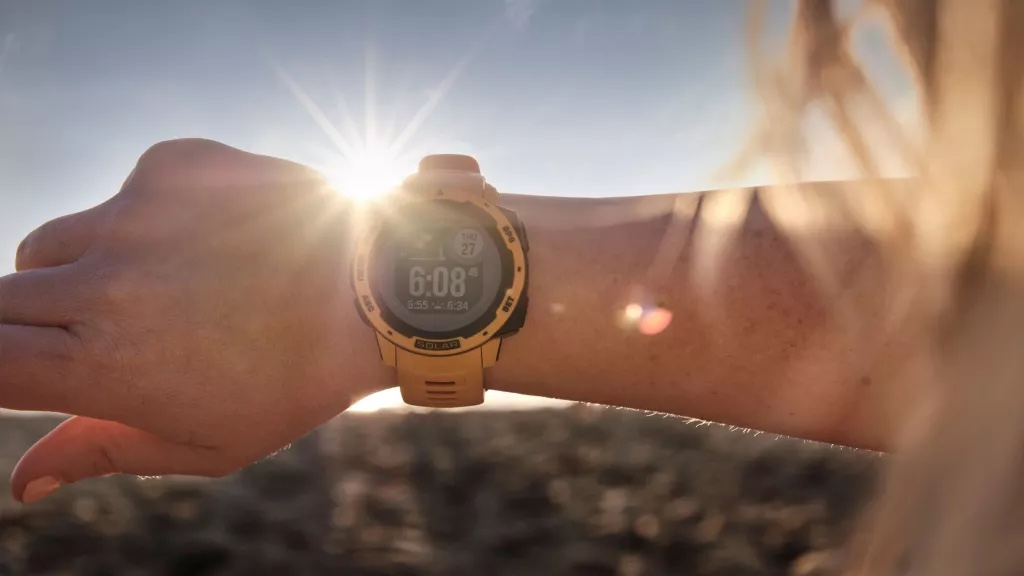 New Garmin Instinct Solar editions land