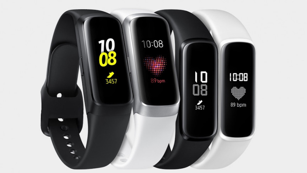 New Samsung fitness tracker spotted