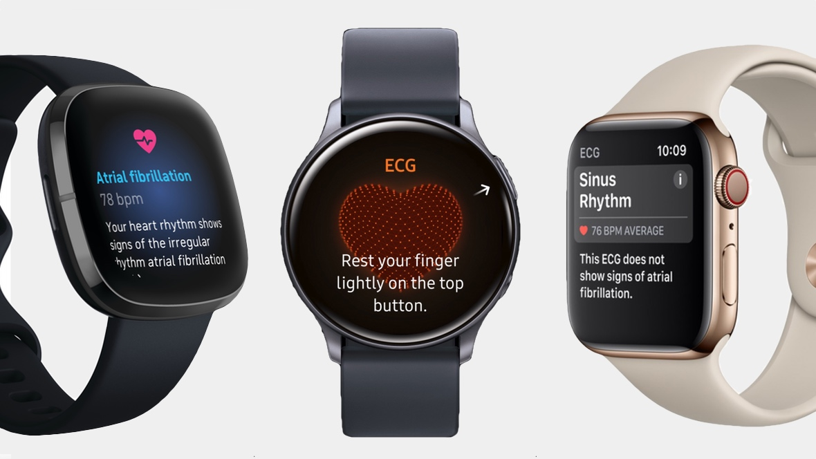 ECG wearables: The state of play