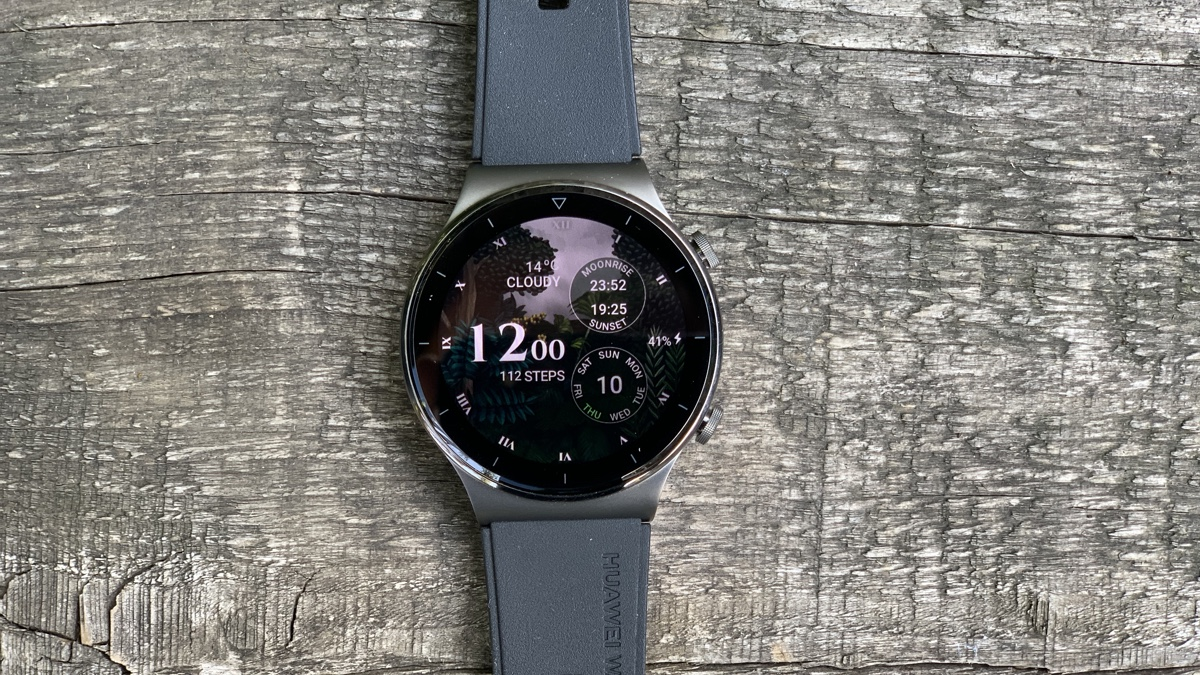 Huawei Watch GT2 Pro first impressions