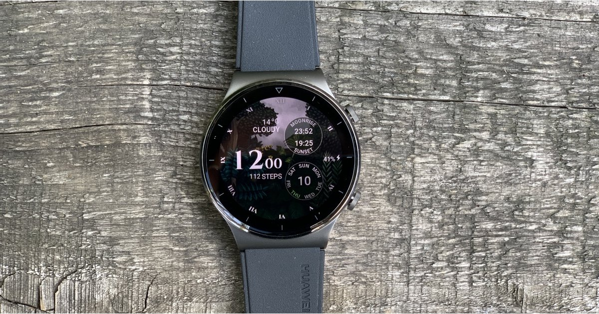 Huawei Watch Gt2 Pro Review Impressive But At A Cost