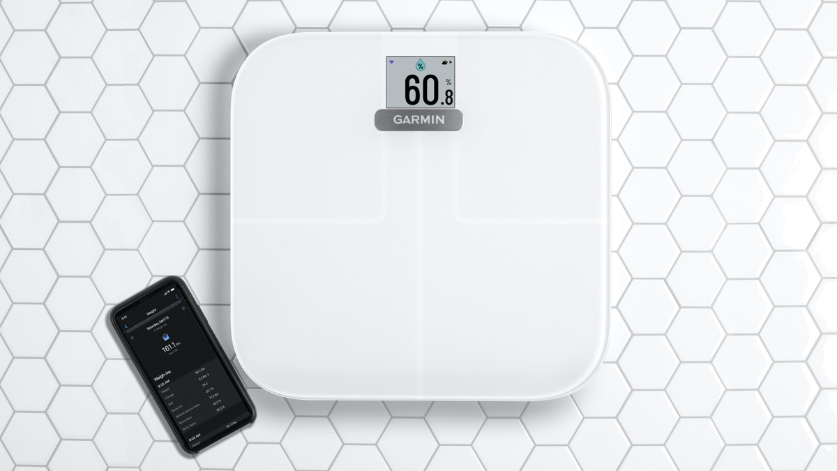 Garmin Index S2 smart scale revealed