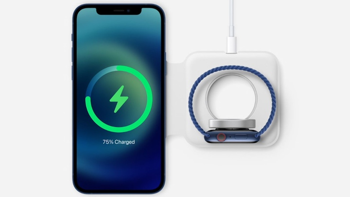 IPhone 12 Mini MagSafe charging limited to 12W speeds