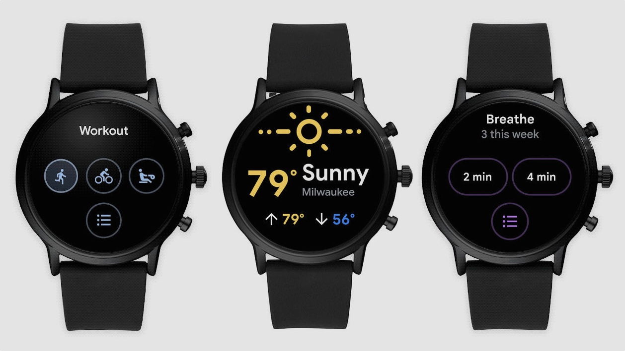 New Wear OS tiles land in minor update