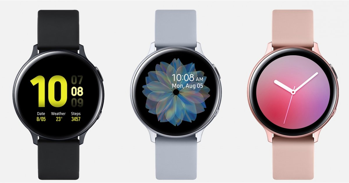 Samsung Galaxy Watch Active 2 gets another big update – Wareable