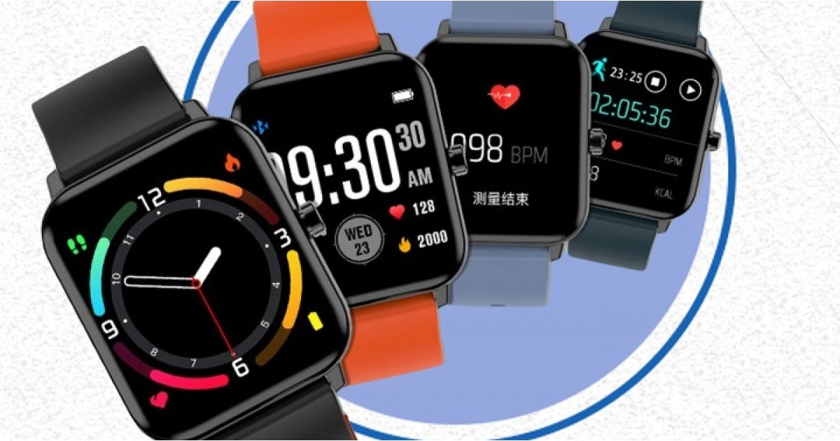 ZTE Watch Live smartwatch brings SpO2 for just $40 – Wareable