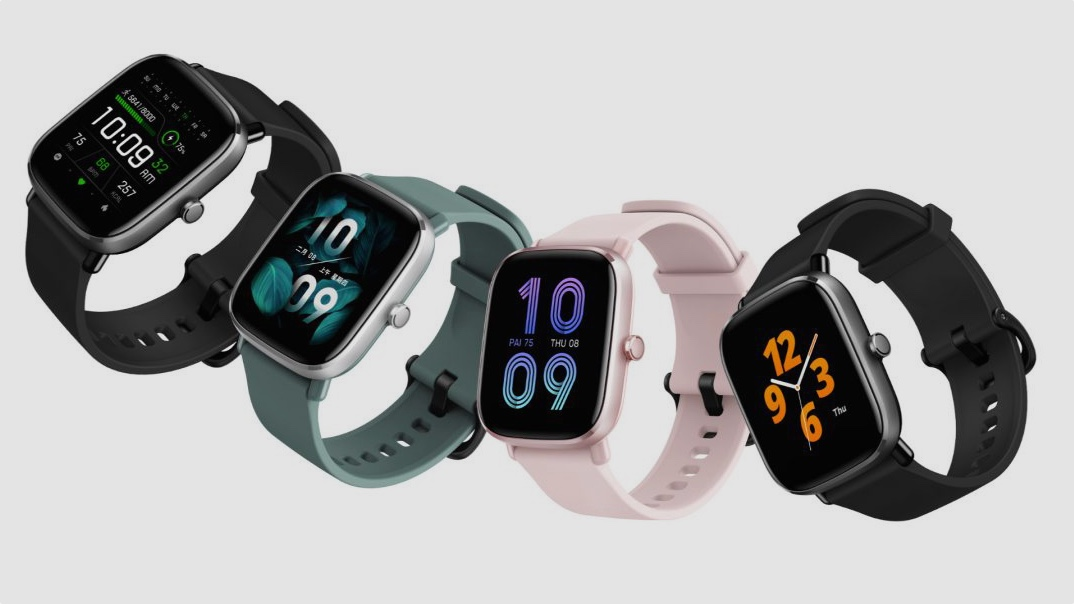 Amazfit GTS 2 Mini is official