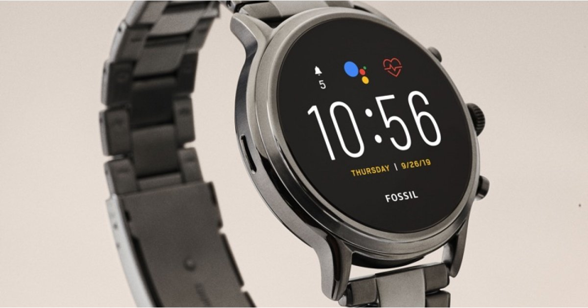 Fossil watches finally get Fall Update