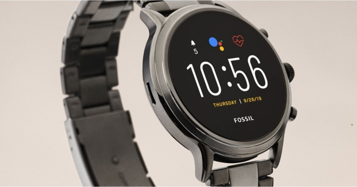 Wear OS Fall Update finally rolling out to Fossil smartwatches – Wareable