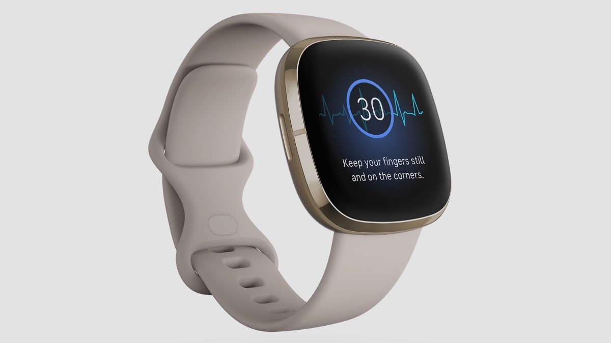 Some Fitbit Sense watches have ECG issue