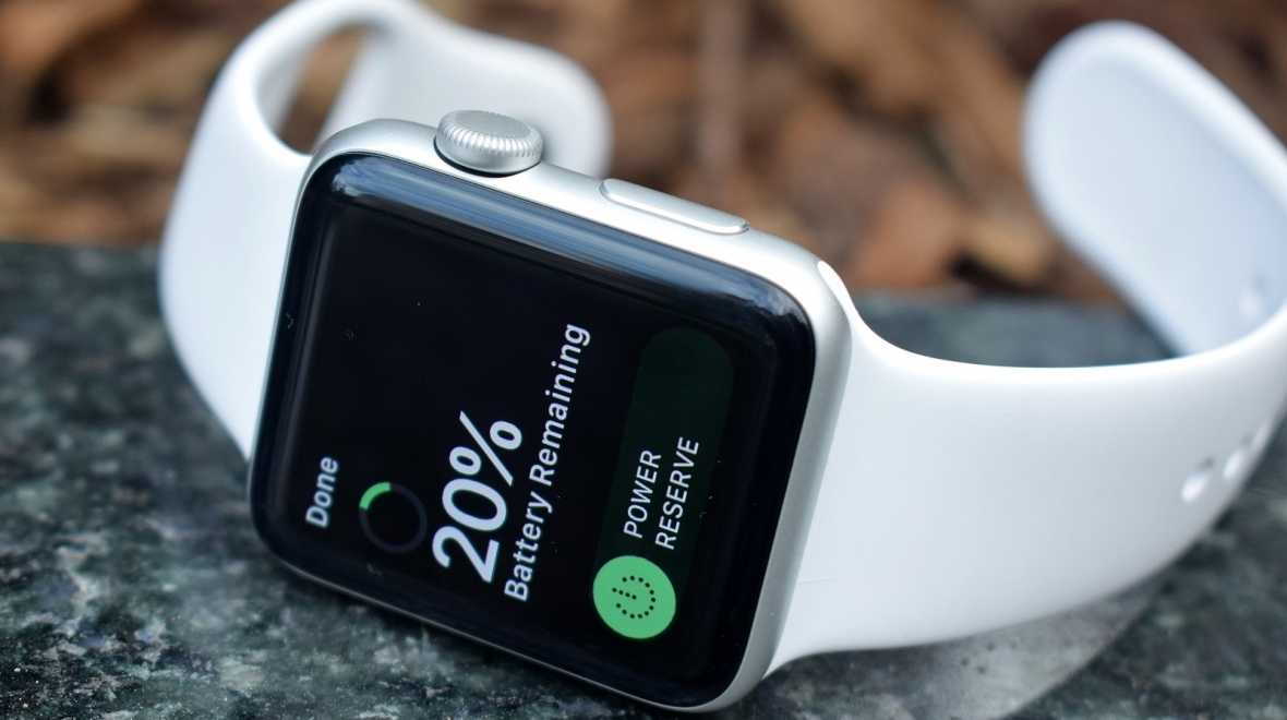 New patent boosts Apple Watch battery