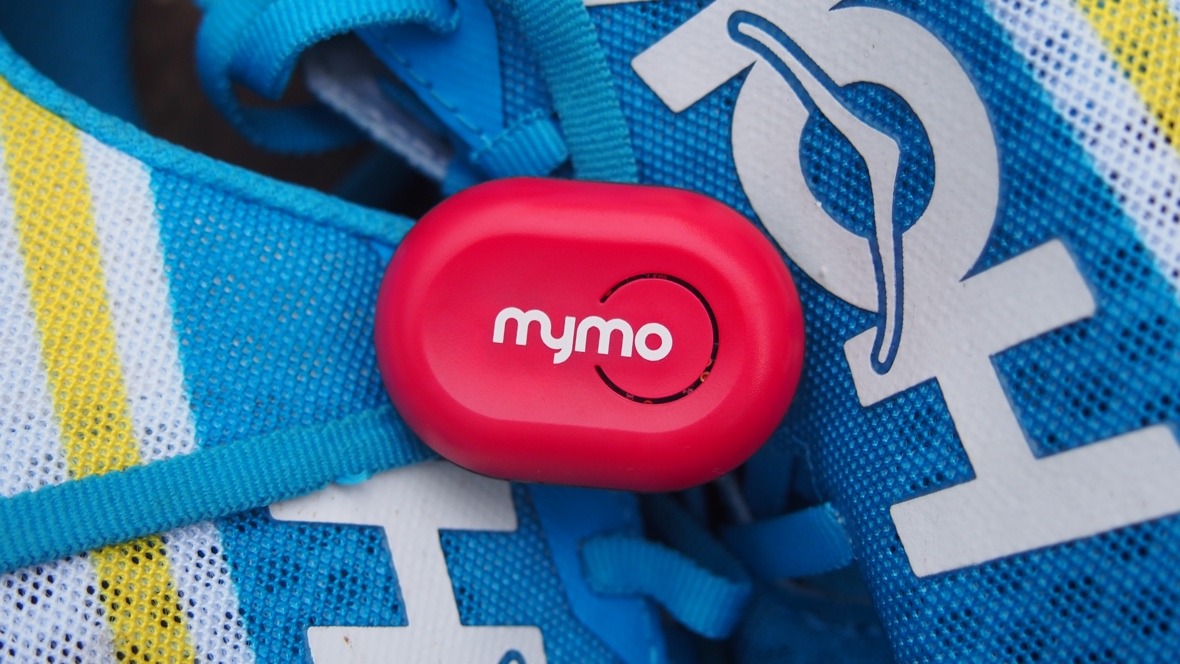 Mymo picks your perfect running shoe