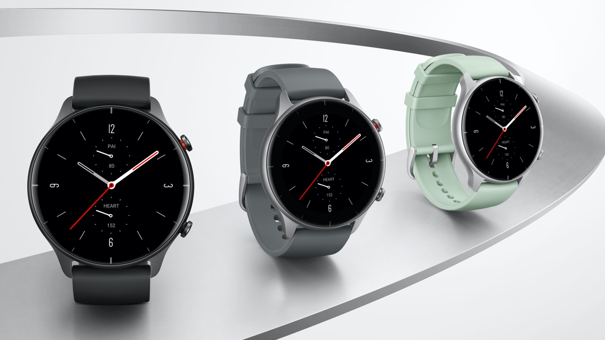 Amazfit launches GTS 2e and GTR 2e globally