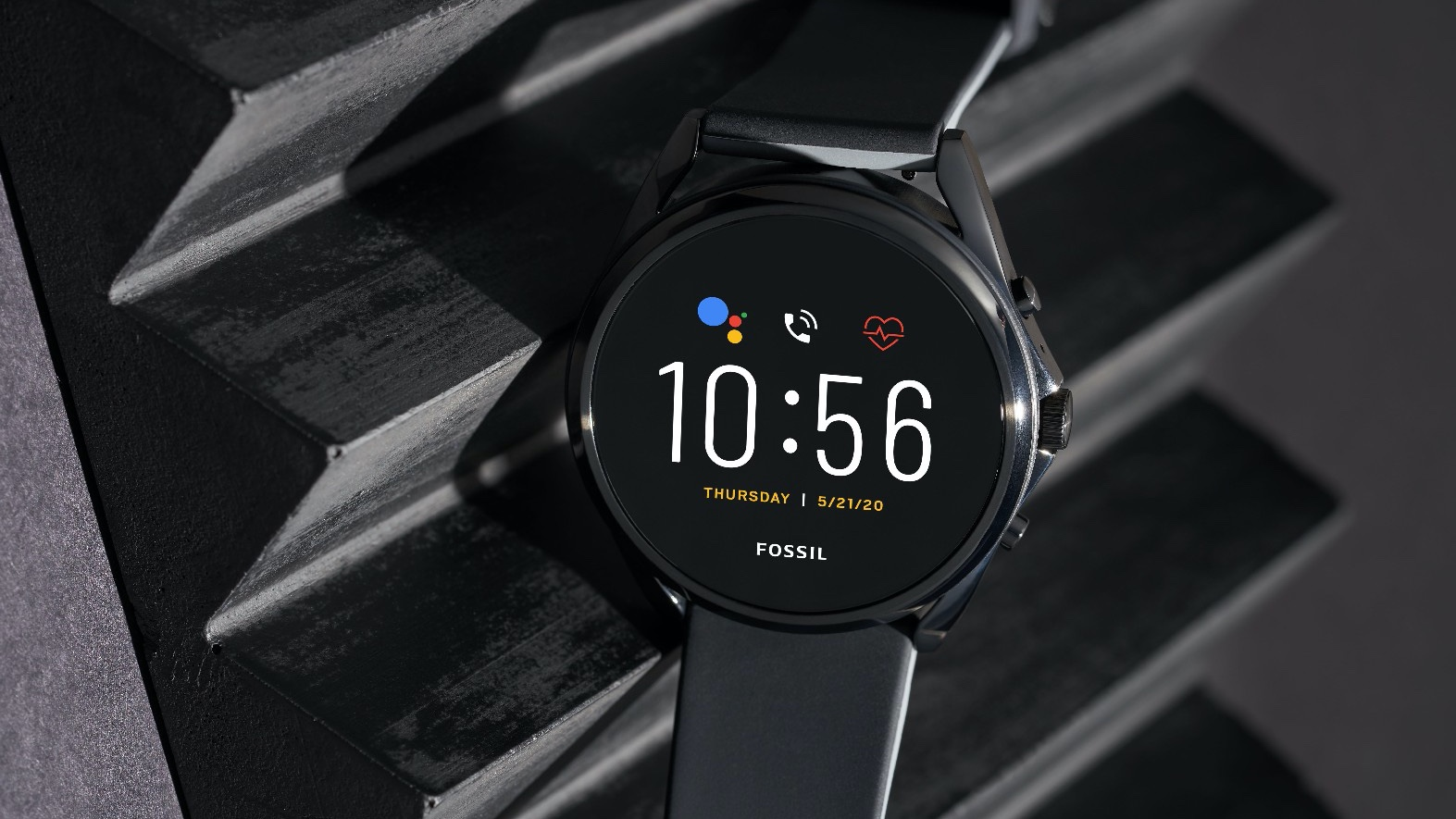 Fossil launches new LTE smartwatch