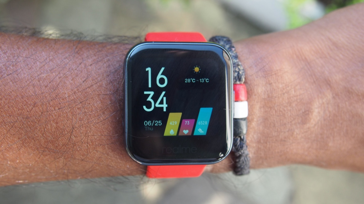 New Realme Watch 2 incoming