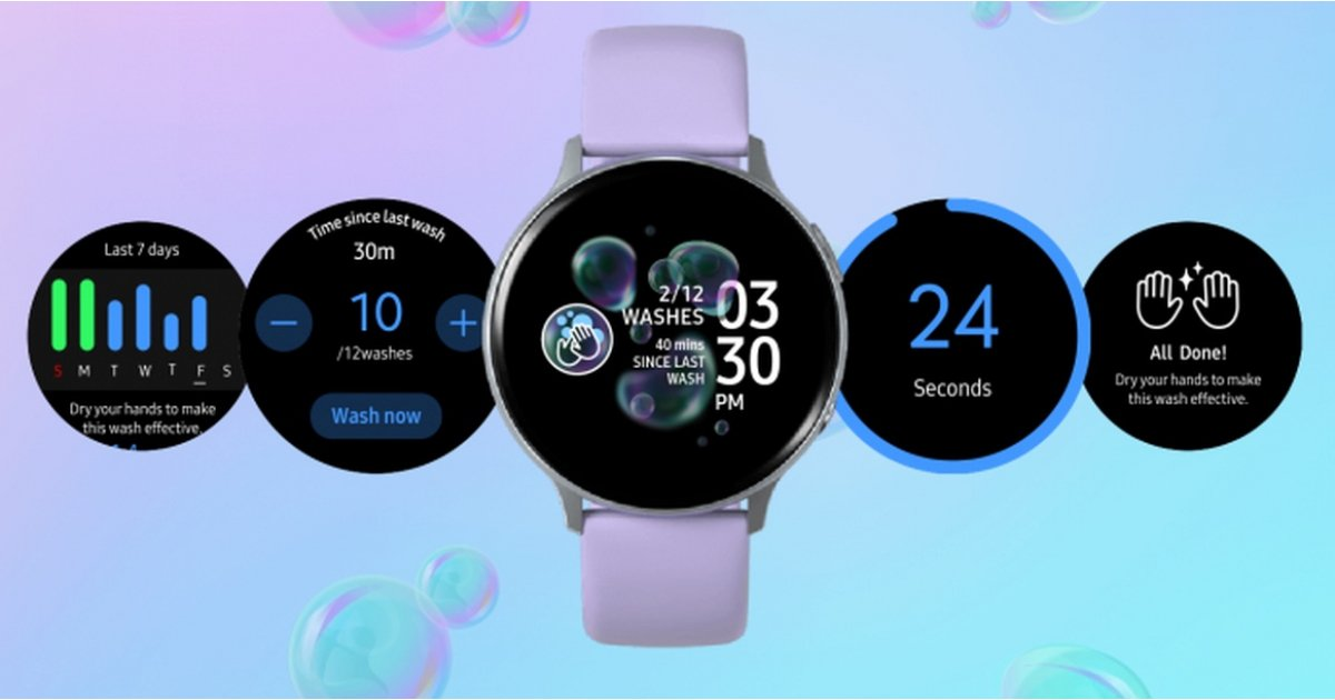 Samsung Galaxy Watch 3 gets new features in big update – Wareable