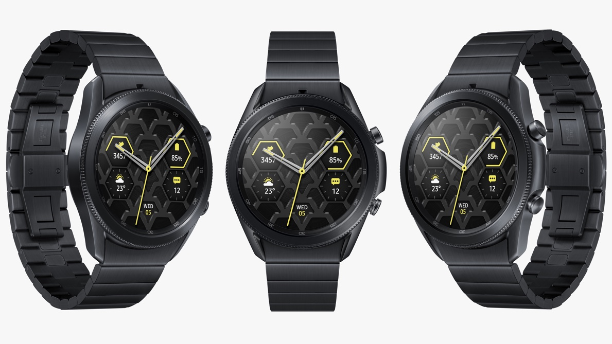 Samsung to launch two new watches