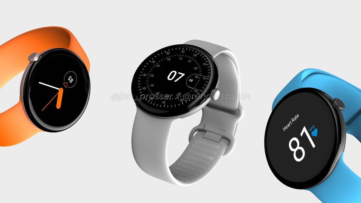 The Pixel Watch is back (again)