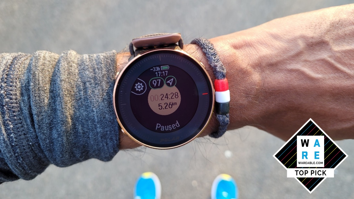 Polar Vantage M2 review: sport in style
