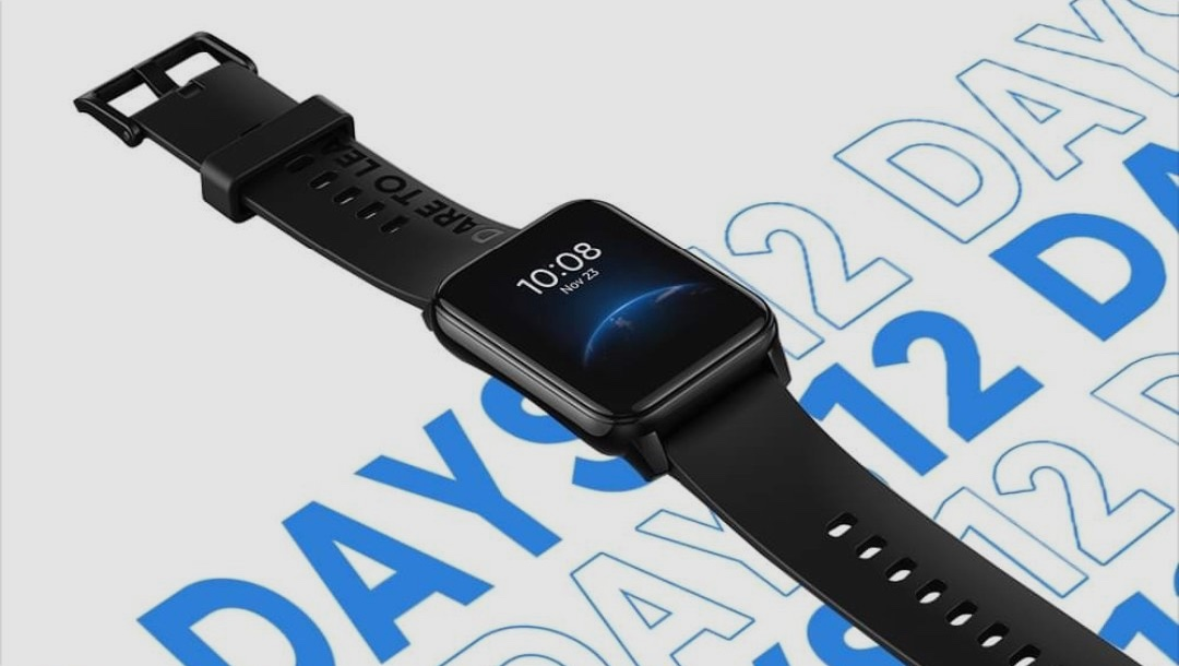Realme Watch 2 lands with 12 day battery