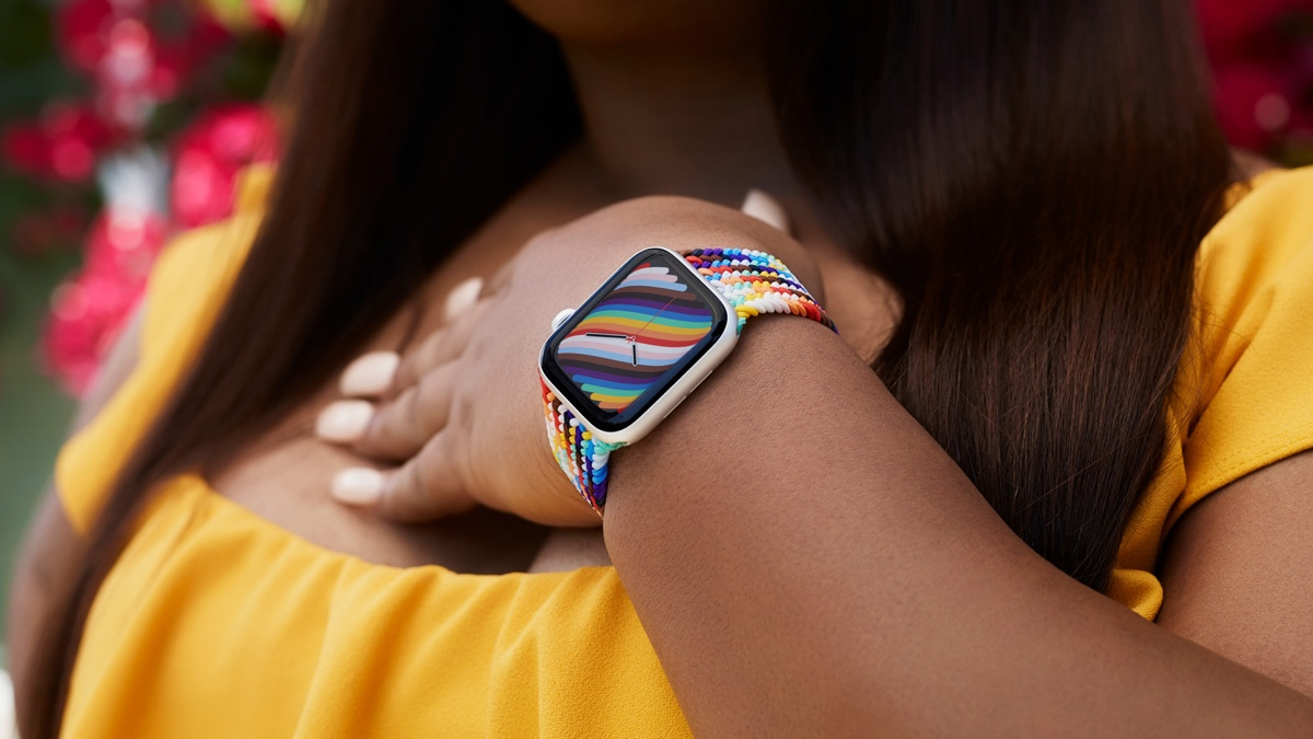 Apple launches Pride band and watch face