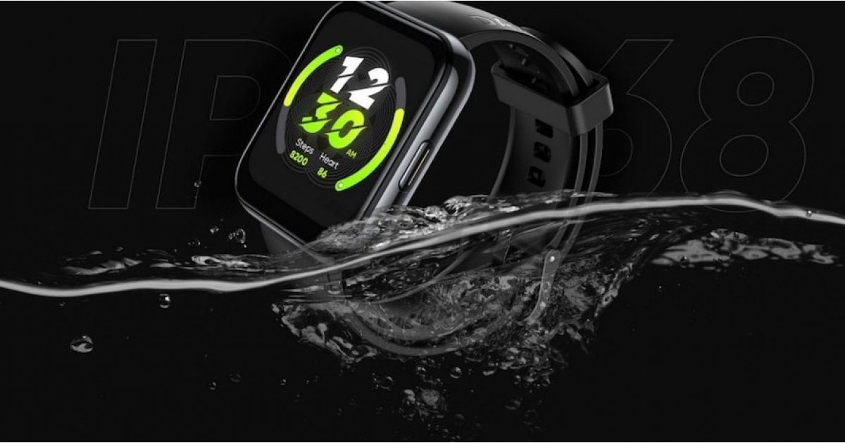Realme Watch 2 Pro gets supersized with huge screen and GPS – Wareable