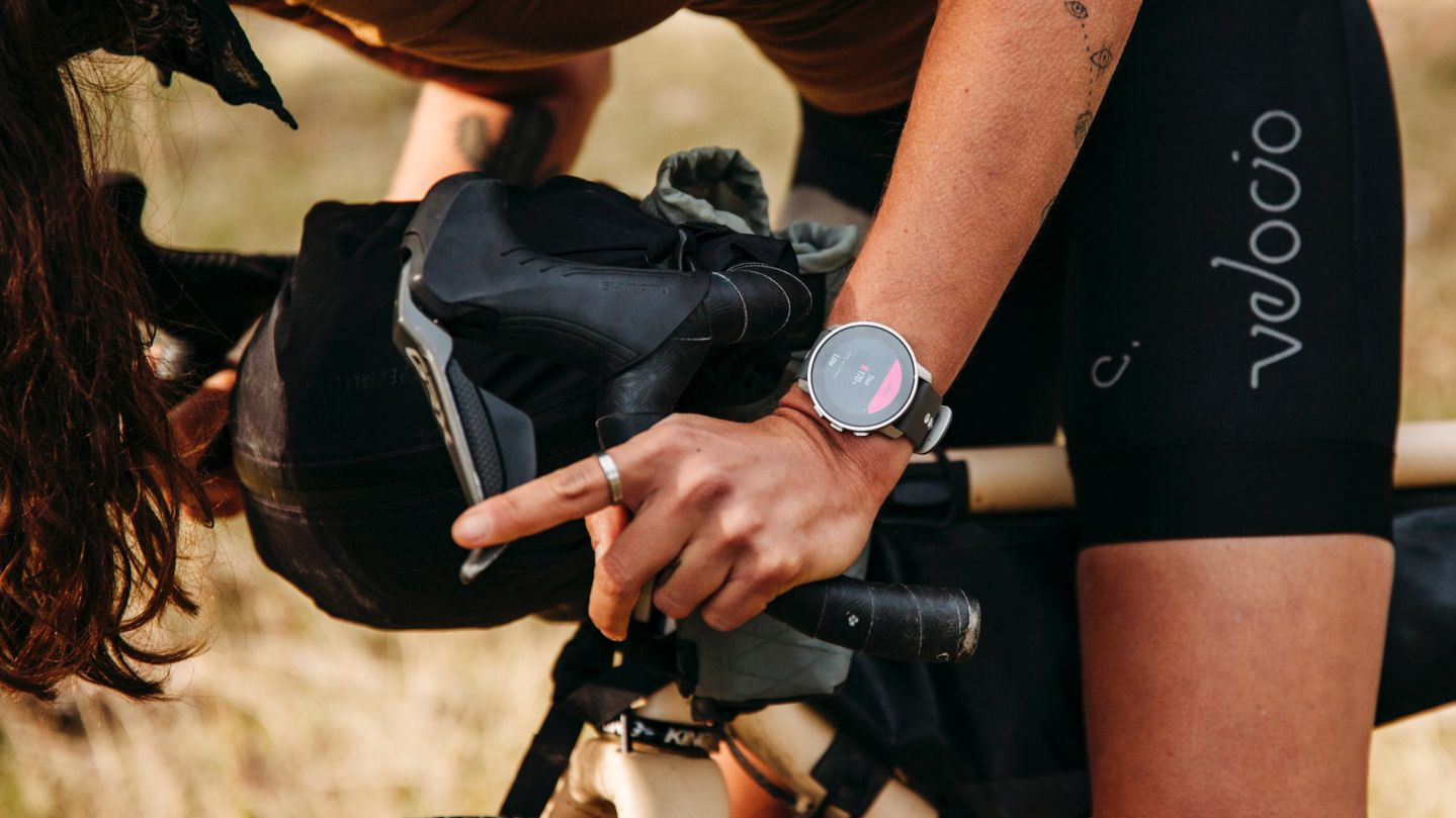 New Suunto 9 Peak brings style to the trails