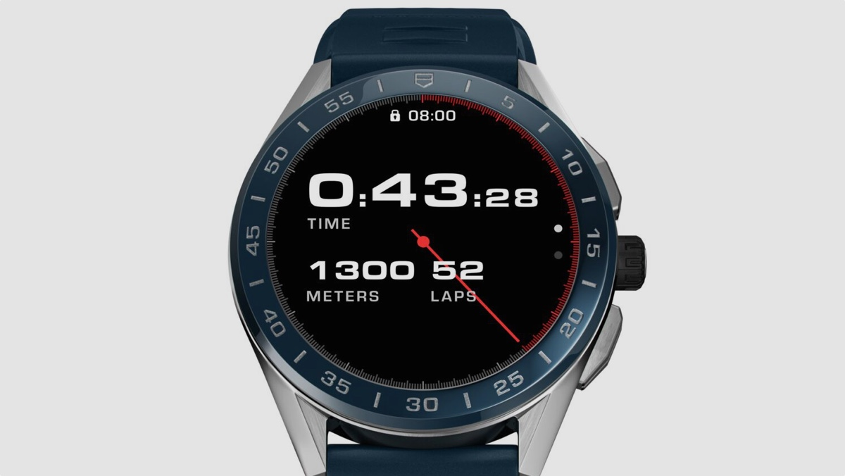 Tag Heuer adds new fitness features